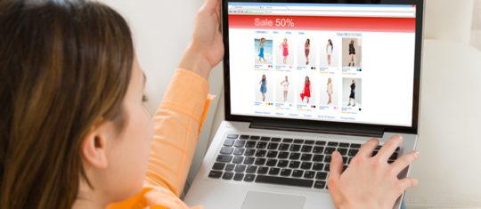 Vêtements acheter en ligne