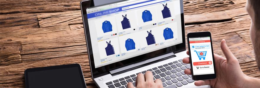 achats en ligne Vêtements de travail