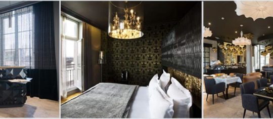 hotel 4 etoiles a Orleans