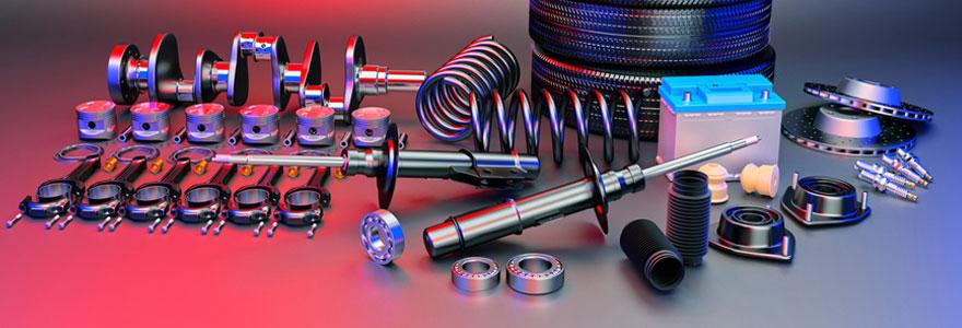 Accessoires et composants pour la compétition et le tuning automobile
