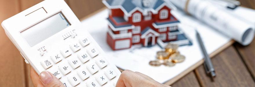 Achat de biens immobiliers
