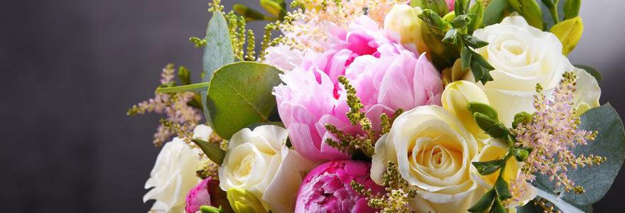 Offrir un bouquet de fleurs à un contact Twitter