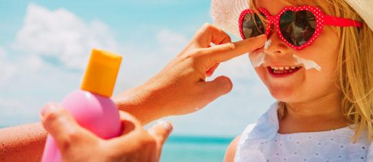 Choisir sa crème solaire